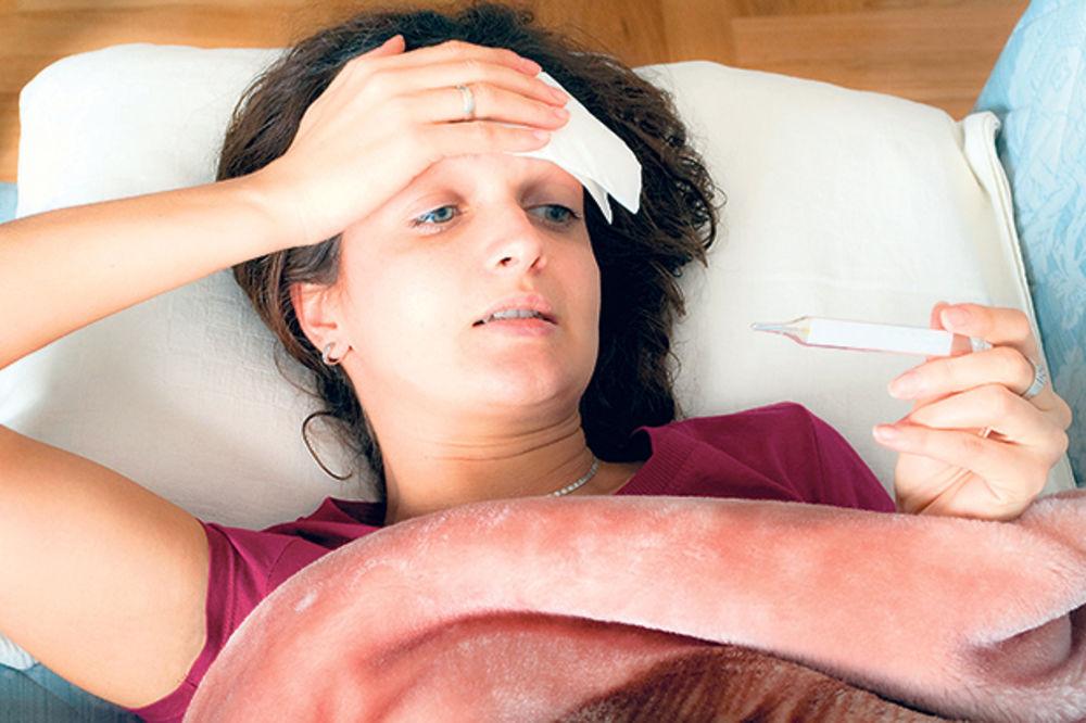 Životno ugroženo dvoje obolelih od virusa gripa u Crnoj Gori