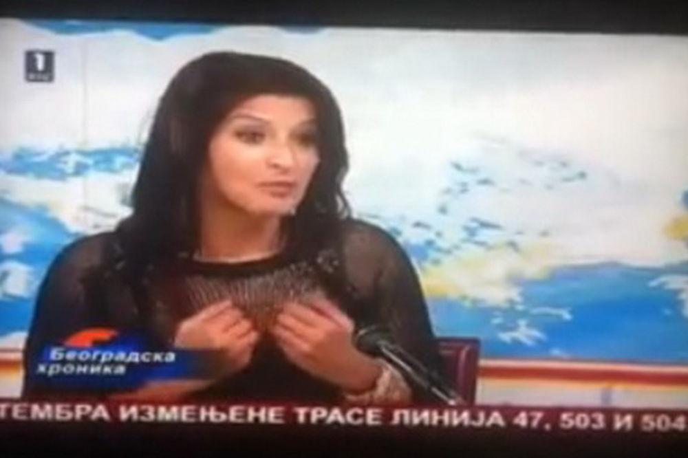 (VIDEO) SRPKINJA IDE NA MARS: Ljubinka prošla u treći krug!