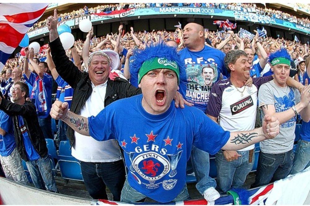 Navijači Glazgov Rendžersa hoće da sačuvaju klub, Foto: www.bristolpost.co.uk