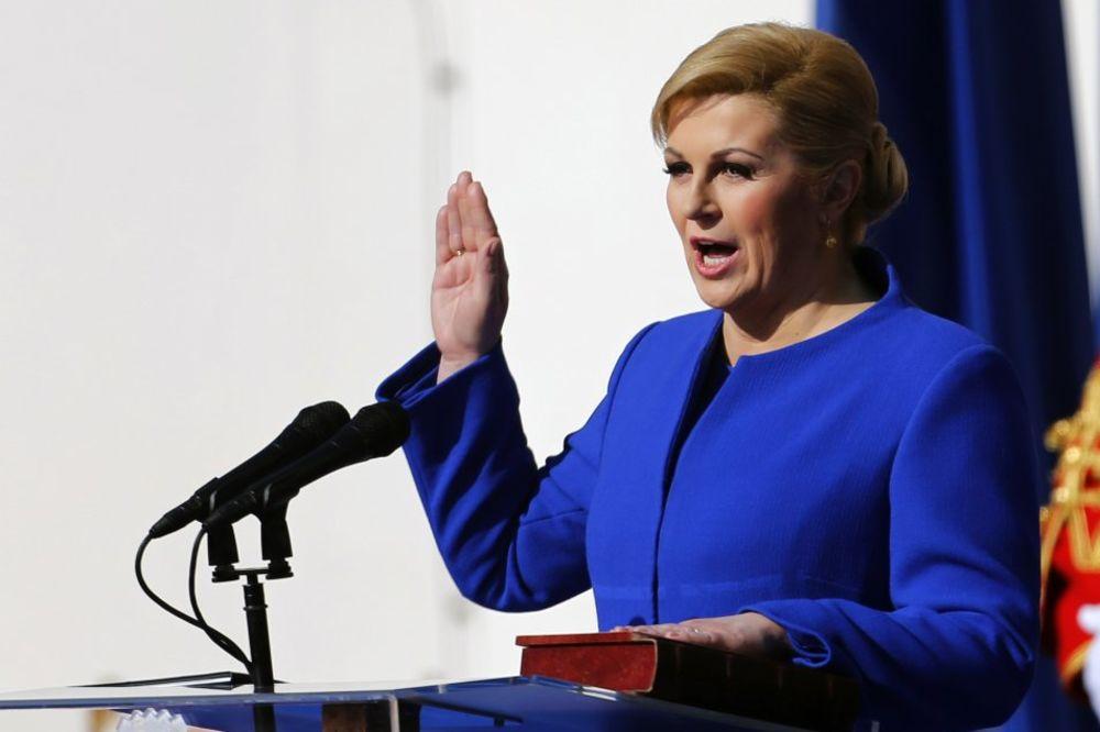 KOLINDA ODBILA PUTINA: Predsednica Hrvatske ne želi da prisustvuje paradi u Moskvi