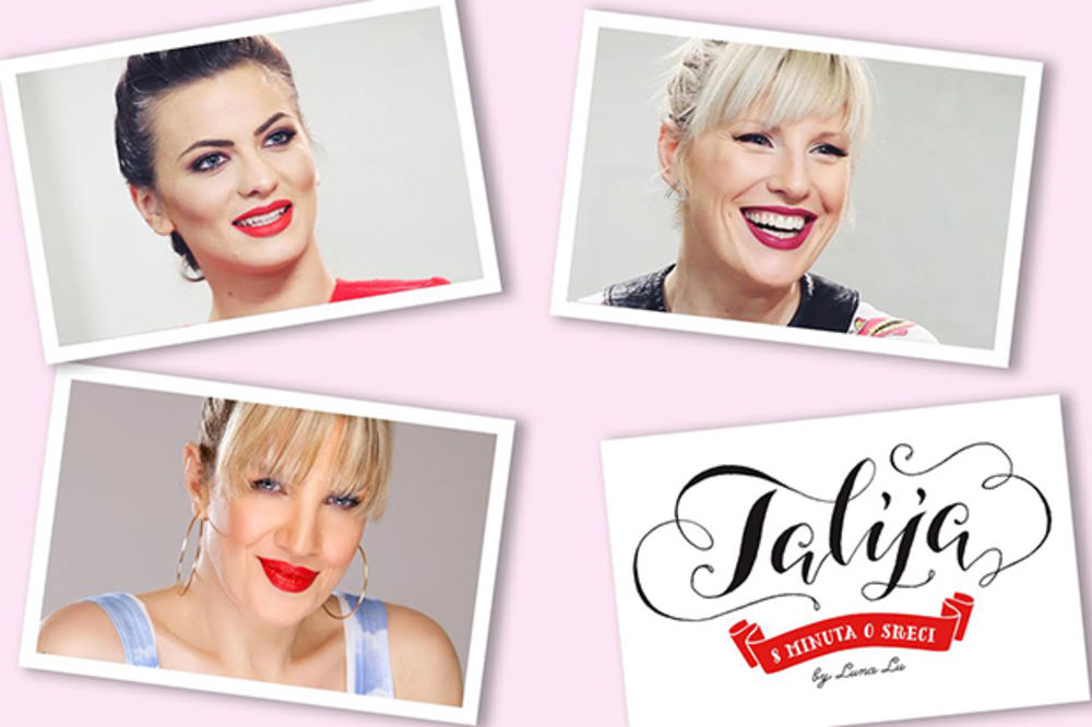 TALIJA - 8 MINUTA O SREĆI: Kako devojke iz Zagreba i Leskovca osvajaju surovi Beograd!