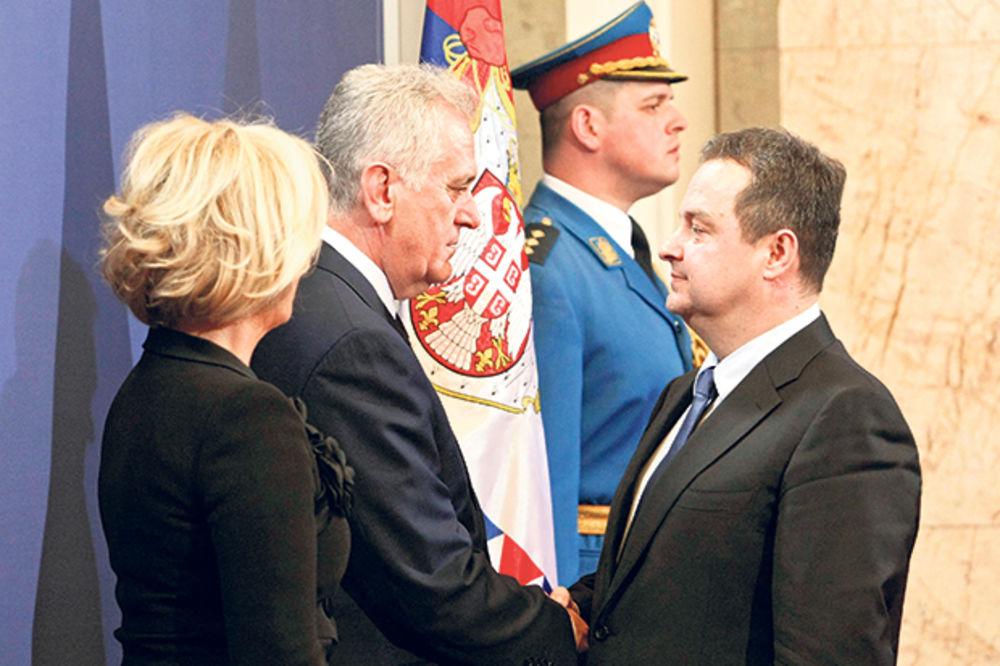 Dačić: Nisam preporučio Nikoliću da u Moskvu pošalje veterane