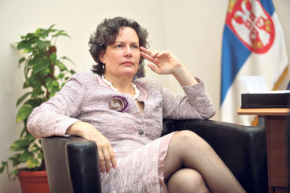 Kori Udovički: Nije realno da otpustimo 25.000 ljudi godišnje