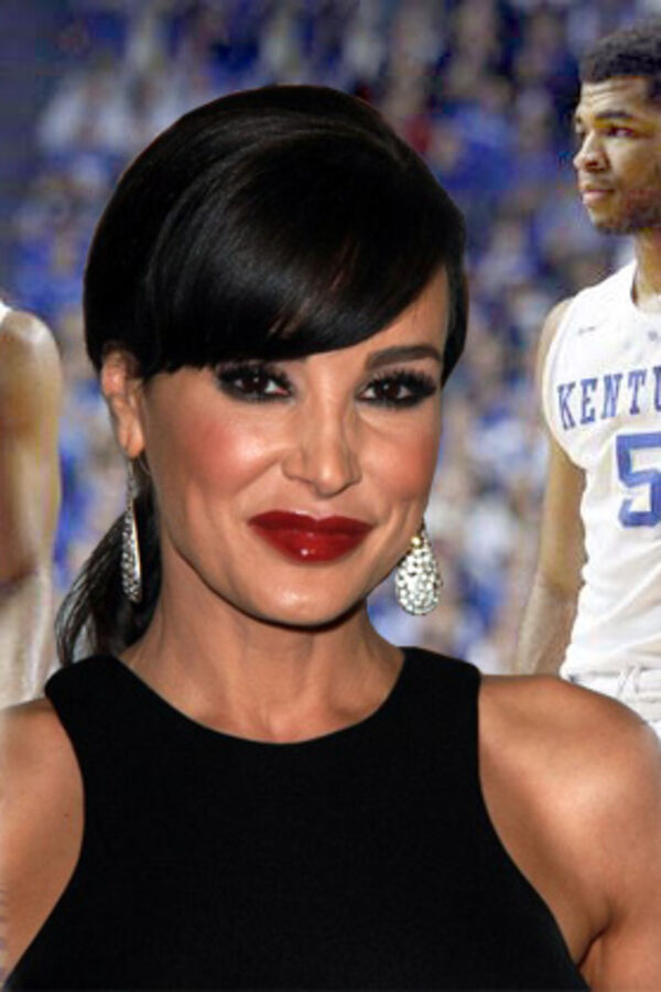 SEKS FANTAZIJA LIZE EN: Želim trojku sa košarkašima blizancima iz Kentakija!