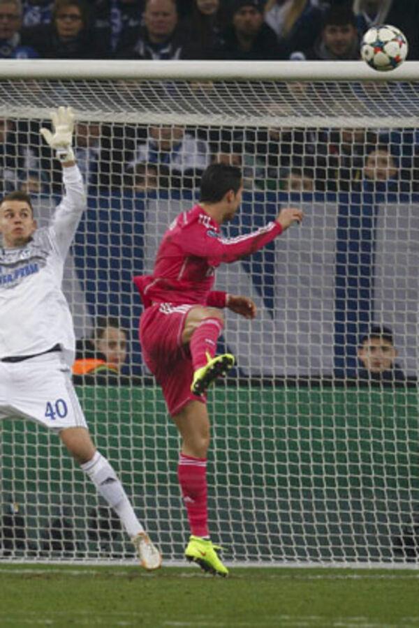 (VIDEO) KRISTIJANO PREKINUO POST: Ronaldo vodio Real do pobede, remi Bazela i Porta