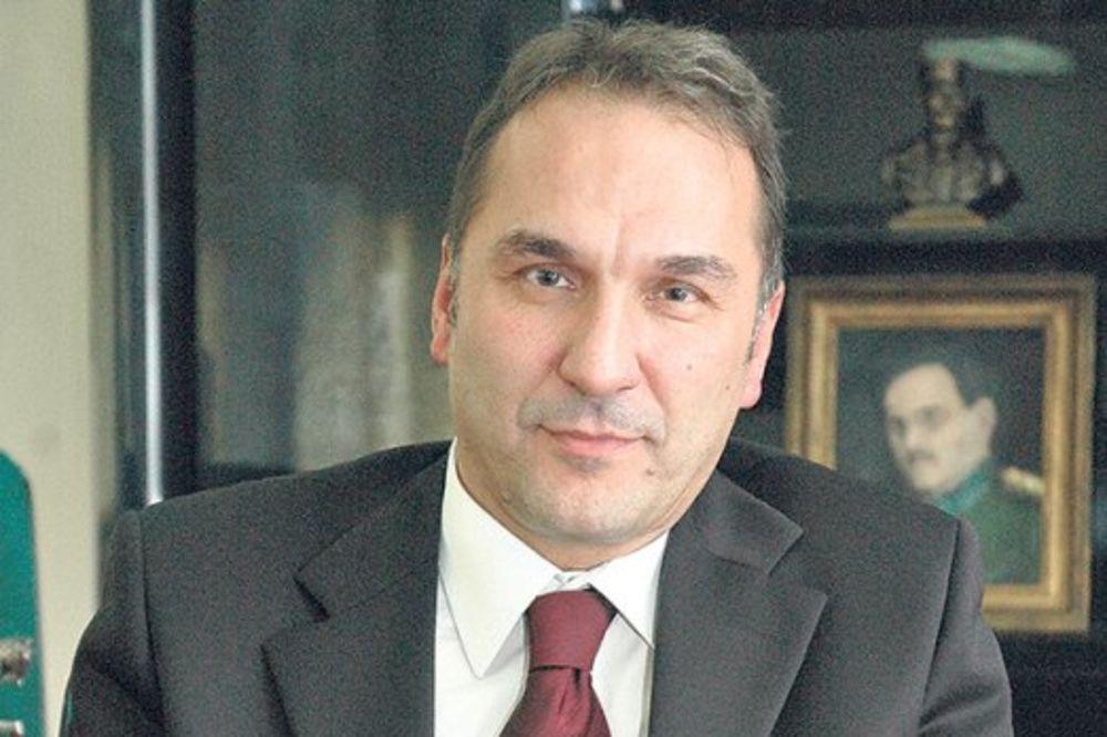 OSLOBOĐEN BATIN SIN: Miljko Živojinović nije zloupotrebio položaj