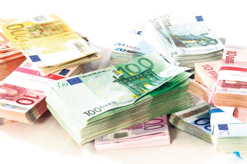 EVROSTAT: Državni dug Francuske, Italije i Španije dostigao 5,2 biliona evra!