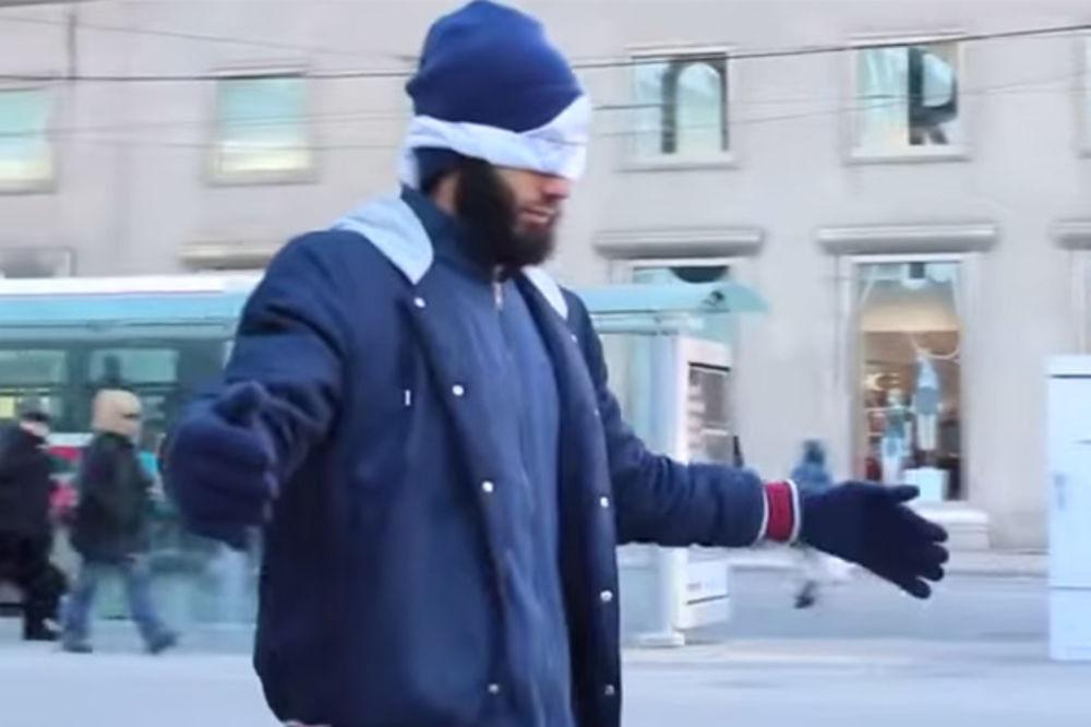 (VIDEO) OVO JE DIRNULO KANADU: Ja sam musliman, smeš li da me zagrliš?