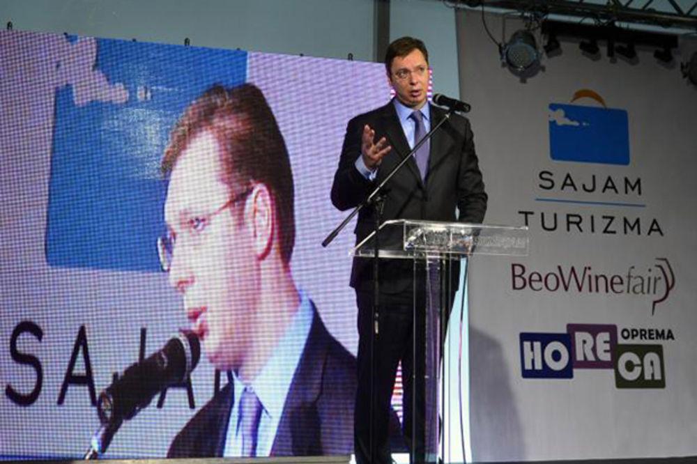 Vučić: Nisam cenzor, ne mešam se u to šta ko piše