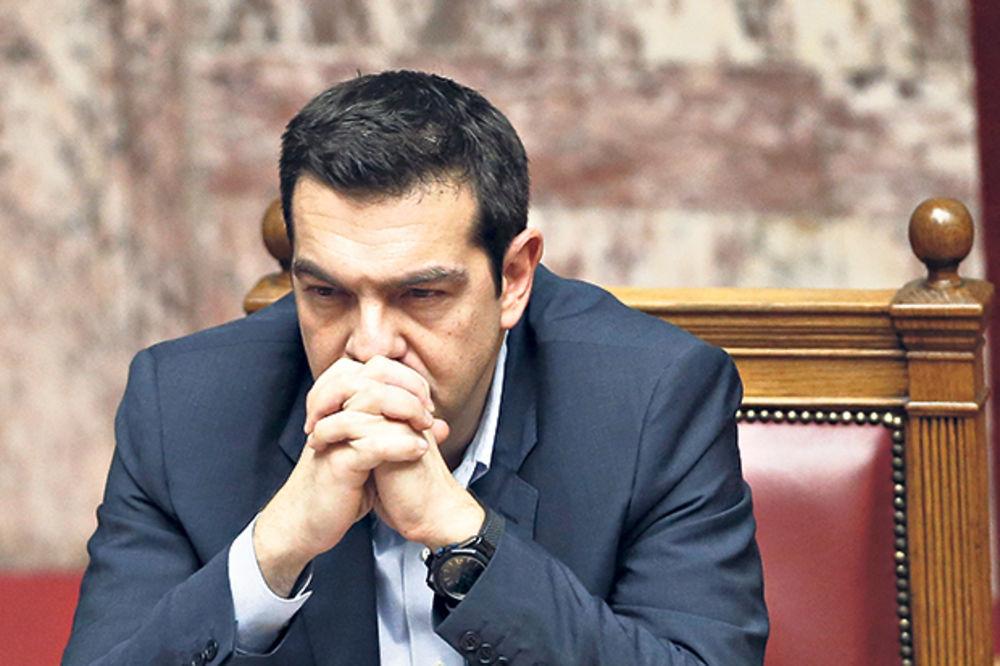 PROCURIO TAJNI PLAN OPERACIJA ALBANIJA: Ako Grčka napusti evrozonu evo šta nas čeka!