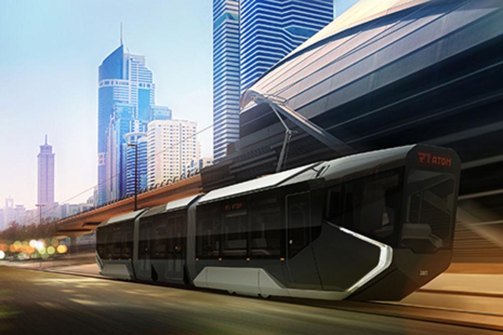 (FOTO VIDEO) MAROKO KUPUJE 150 KOMADA: Beograđani šta mislite da se vozite u ovakvom tramvaju!
