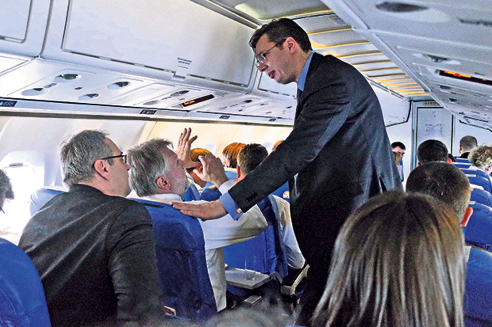 Ministri: Vučiću, bre, radimo svi kao singerice!