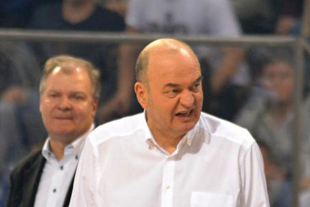 Vujošević: Demonstrirali smo kvalitet i pobedili favorita
