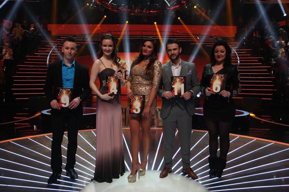 ZVEZDE GRANDA Dalje su prošli Ilija, Svetlana, Tamara, Alen i Sandra!