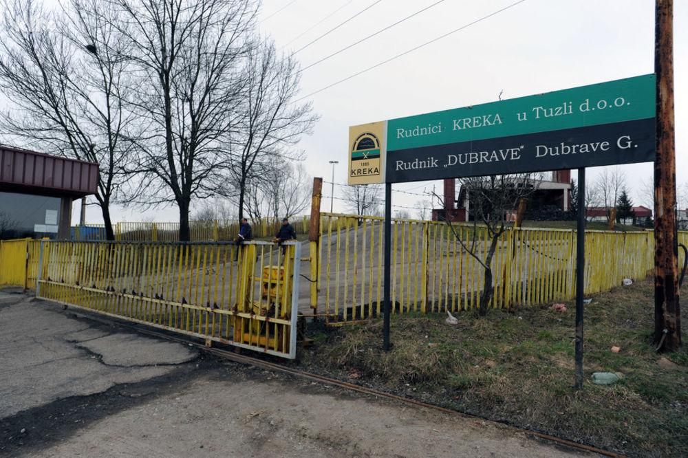 TUZLA: Spasioci tragaju za četiri osobe na kopu Dubrave