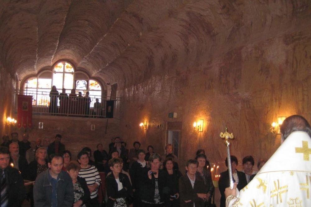 Foto: SPC hram Svetog proroka Ilije