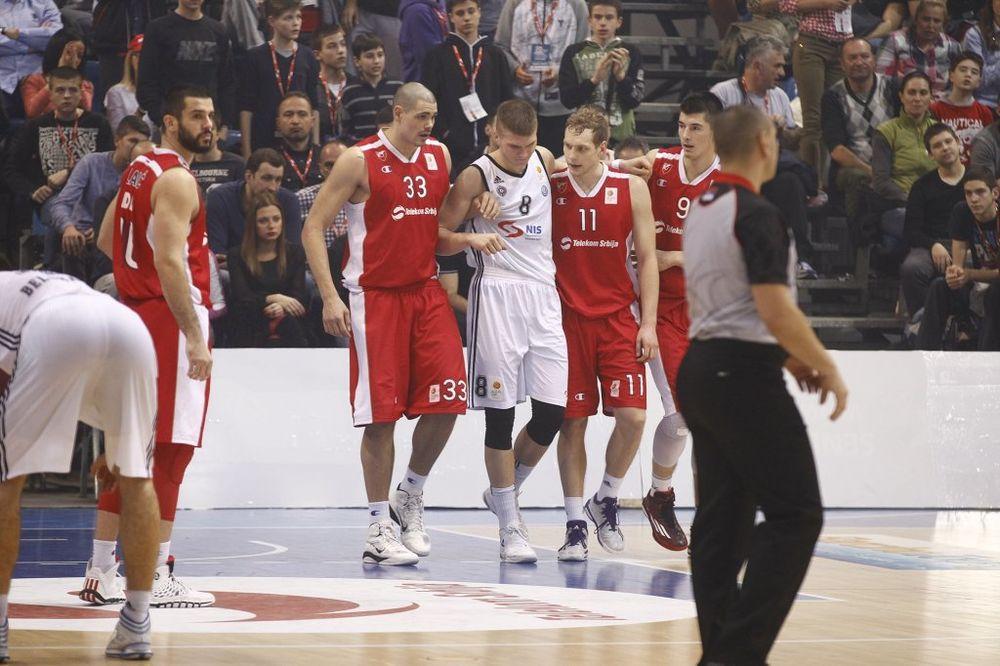 (VIDEO) SUŠTINA SPORTA: Ovo je slika koju svaki navijač Zvezde i Partizana treba da zapamti
