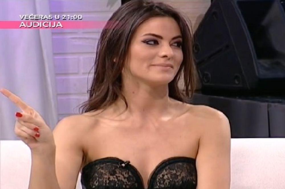 Milica Pavlović: Volela bih da mi Miloš Biković pripremi kupku!