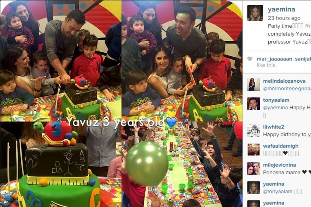 (FOTO) LUKSUZNO: Evo kako deca slavnih roditelja proslavljaju rođendane
