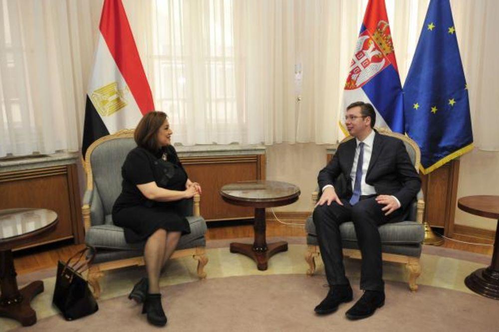Vučić osudio terorističke napade na egipatske građane u Libiji