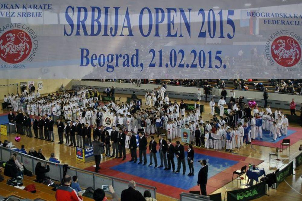 Olimpik najbolji na Srbija openu
