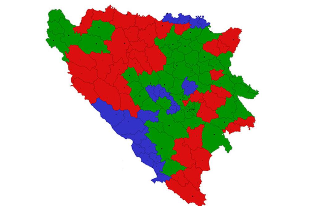 Karington-Kutiljero plan za Bosnu (Foto: Wikipedia)
