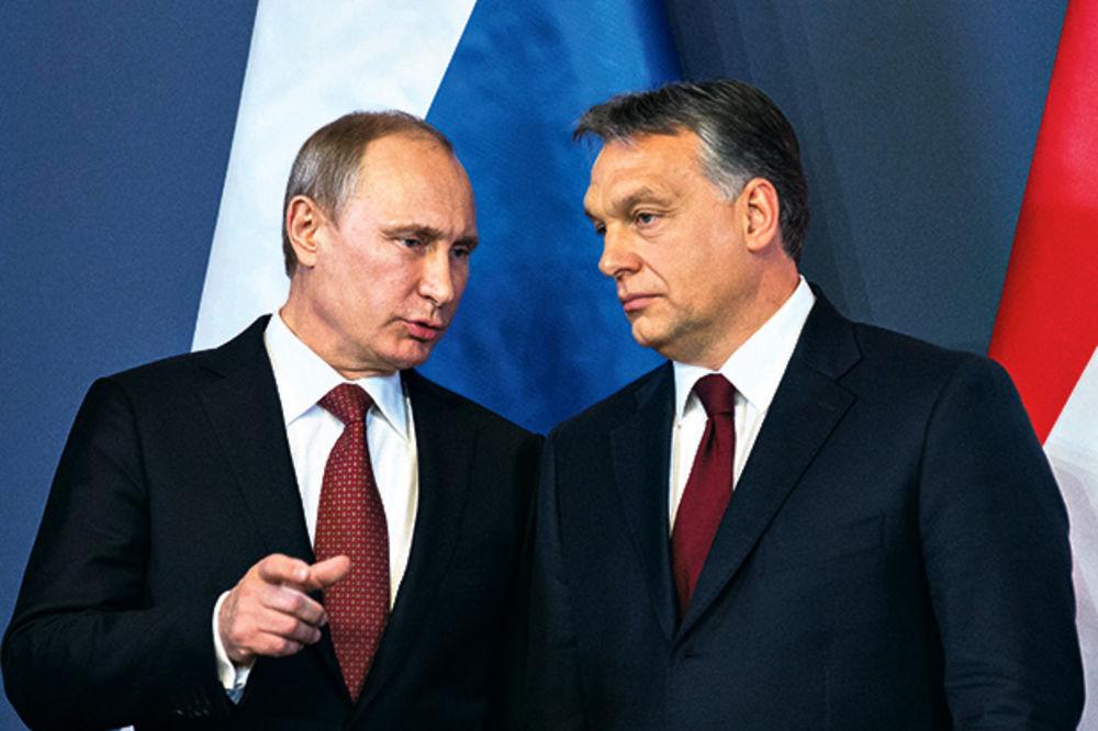 Viktor Orban zbog Putina ostao bez apsolutne vlasti