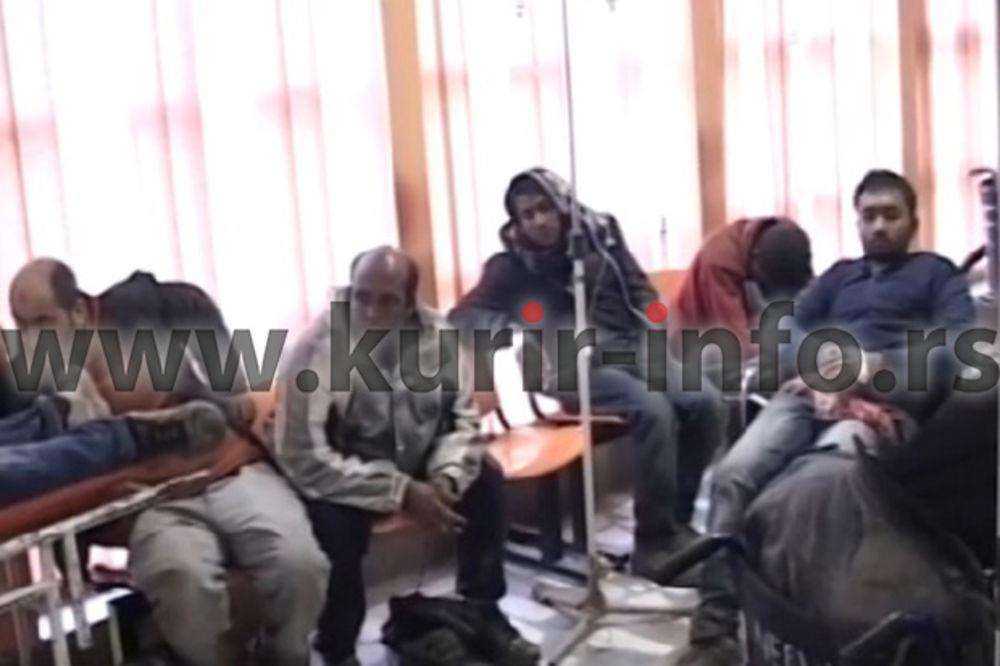 VIDEO NESREĆA KOD LESKOVCA KAKVA SE NE PAMTI: 20 imigranata povređeno, slomili kičme, noge, ruke