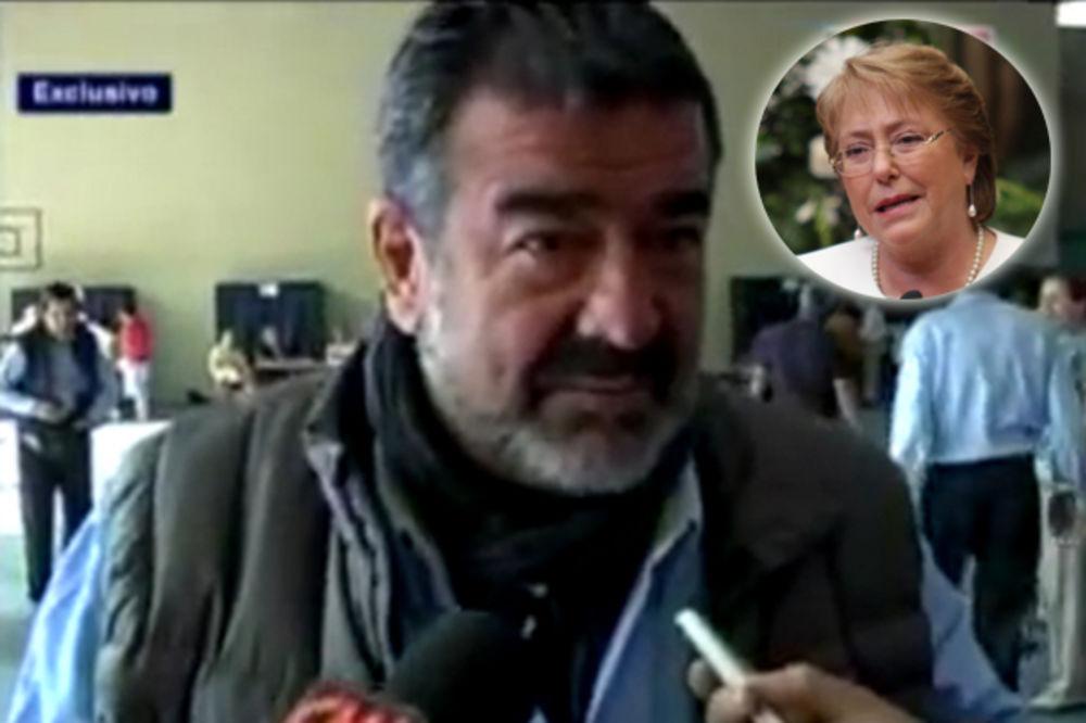 PRETE MU ZATVOROM: Najbogatiji Hrvat prevario Banku Čilea i ojadio predsednicu te zemlje!