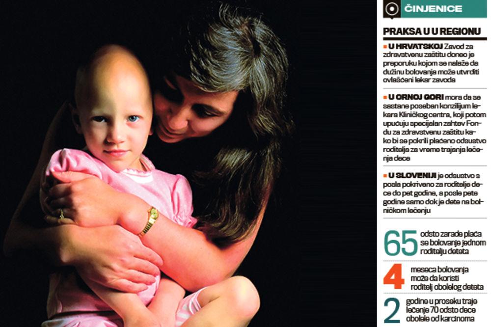 SPASIMO IM ŽIVOTE: Za roditelje dece obolele od raka treba 2,5 miliona evra