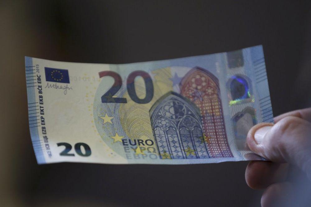 DA VAS NE PREVARE: Ovo je nova novčanica od 20 evra