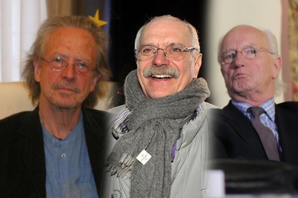 (ANKETA) OD DANAS SU I ONI BEOGRAĐANI: Handke, Mihalkov i Stoltenberg počasni građani prestonice