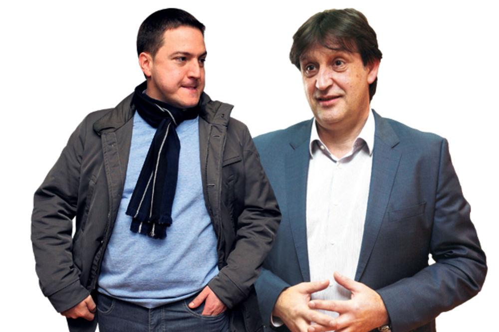 Gašić: Ružiću, Vučić je glavni, šta ti nije jasno?