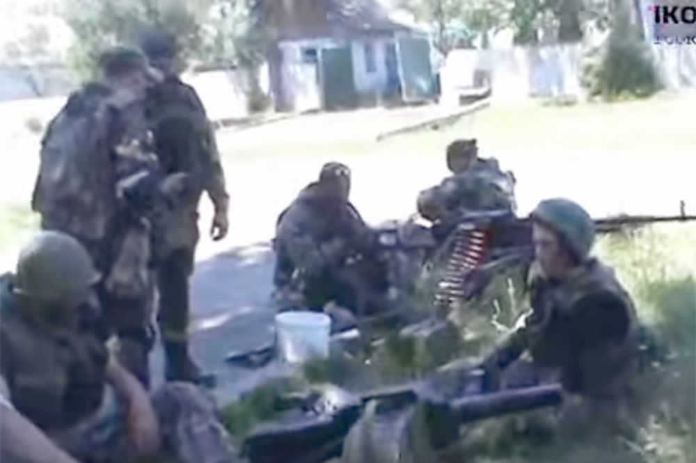 Srpkinja snajperista ratuje u Novorusiji