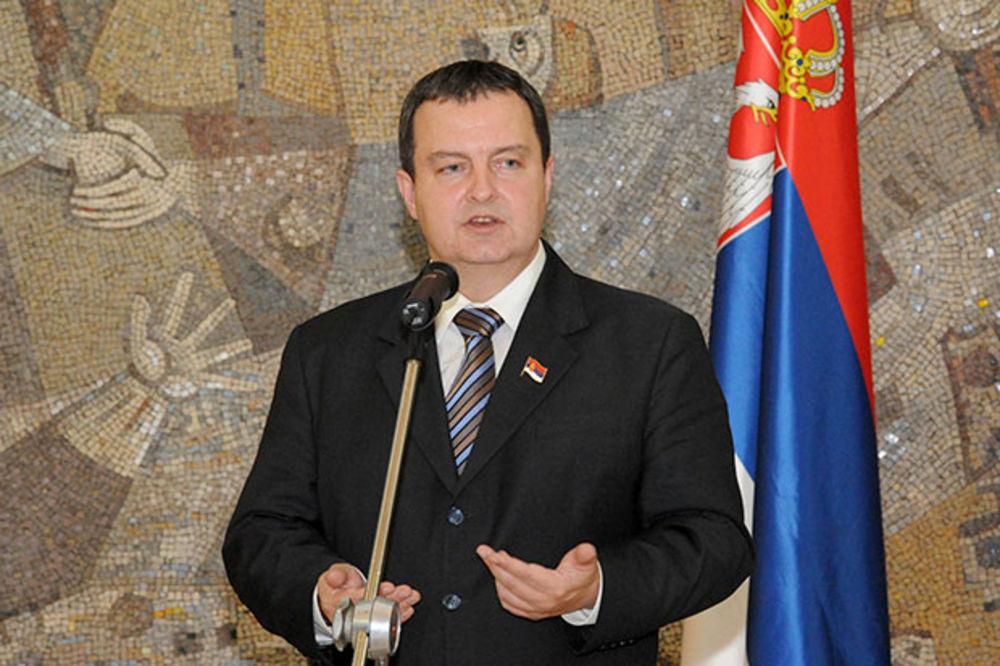 DAČIĆ: Rušenja ISIS-a podsećaju na rušenje crkava na Kosovu