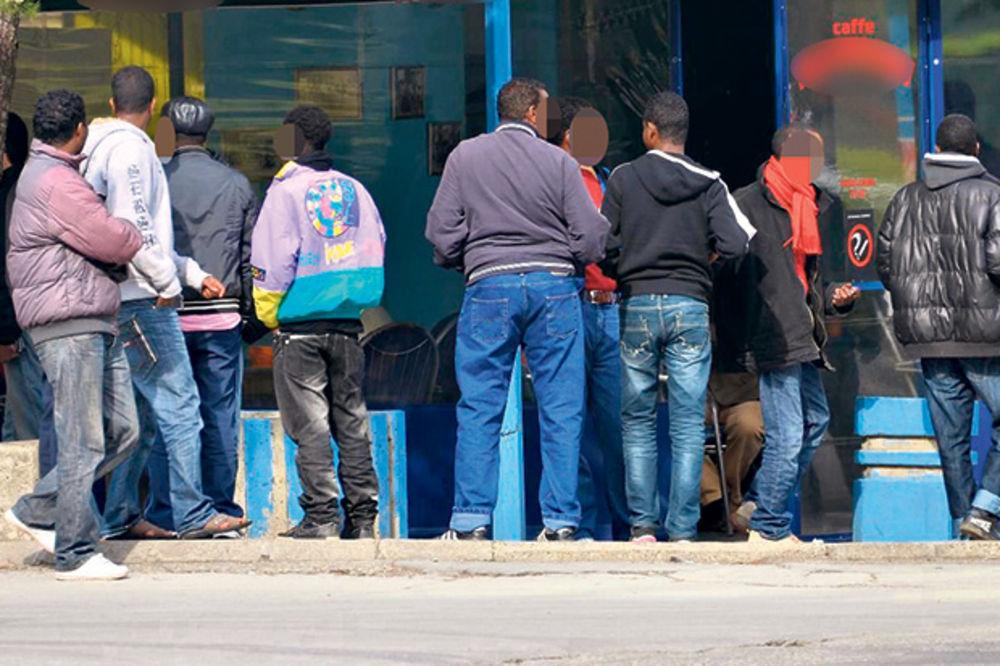 BIA PRESEKLA KANAL KOD PARAĆINA: Pohapšena šestorka švercovala 34 imigranta