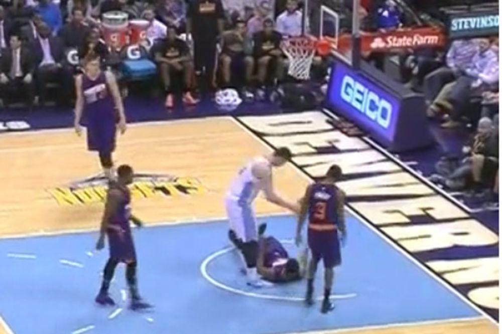 (VIDEO) DUHOVITI NURKIĆ: Bahati Bosanac naljutio NBA zvezde!