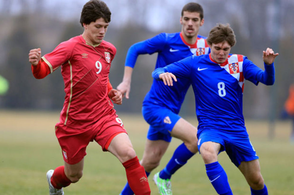 BLOG UŽIVO: Omladinci Srbije ponovo bolji od Hrvata