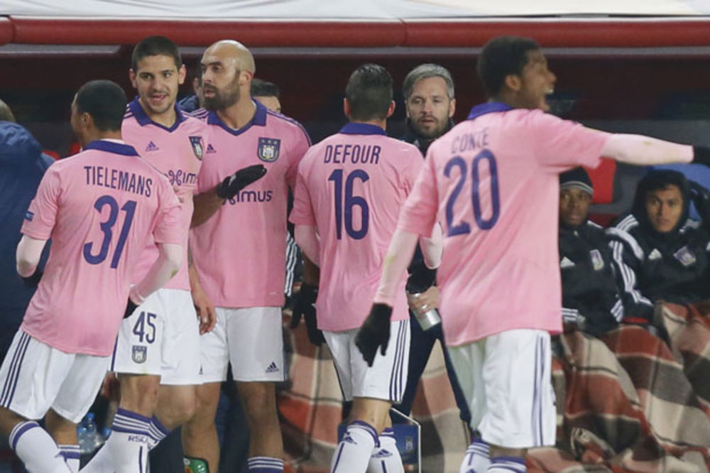 (VIDEO) RUSI IZVELI TEŠKU ARTILJERIJU: Uzalud je Mitrović dao gol