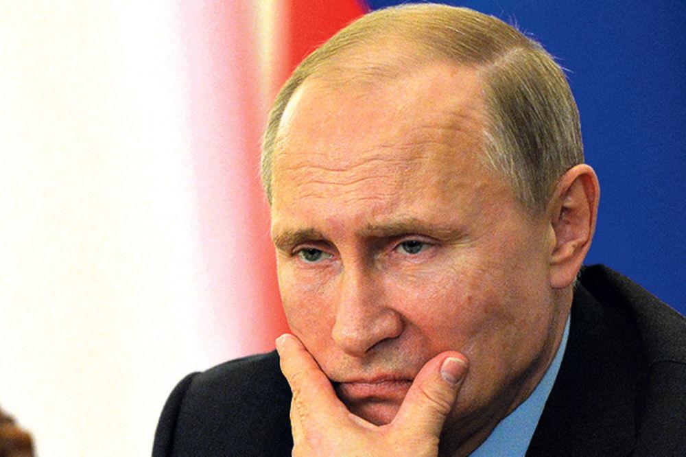 PUTIN PRELOMIO: Ako Zapad ne smiri Porošenka, Rusija priznaje nezavisost  Donjecka i Luganska