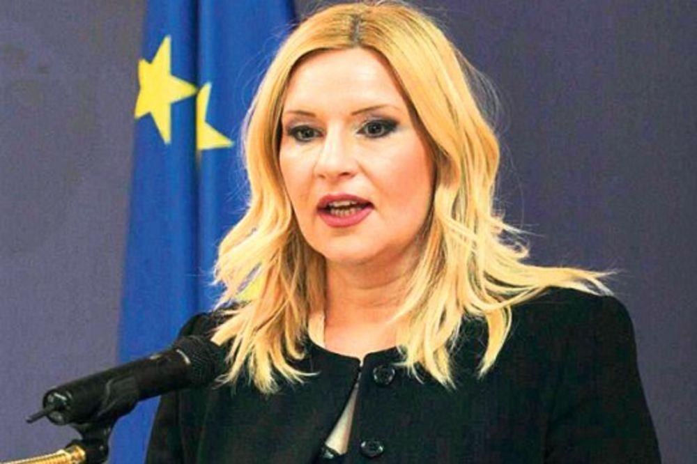 Zorana Mihajlović: S Tonijem Blerom smo ćaskali uz kafu