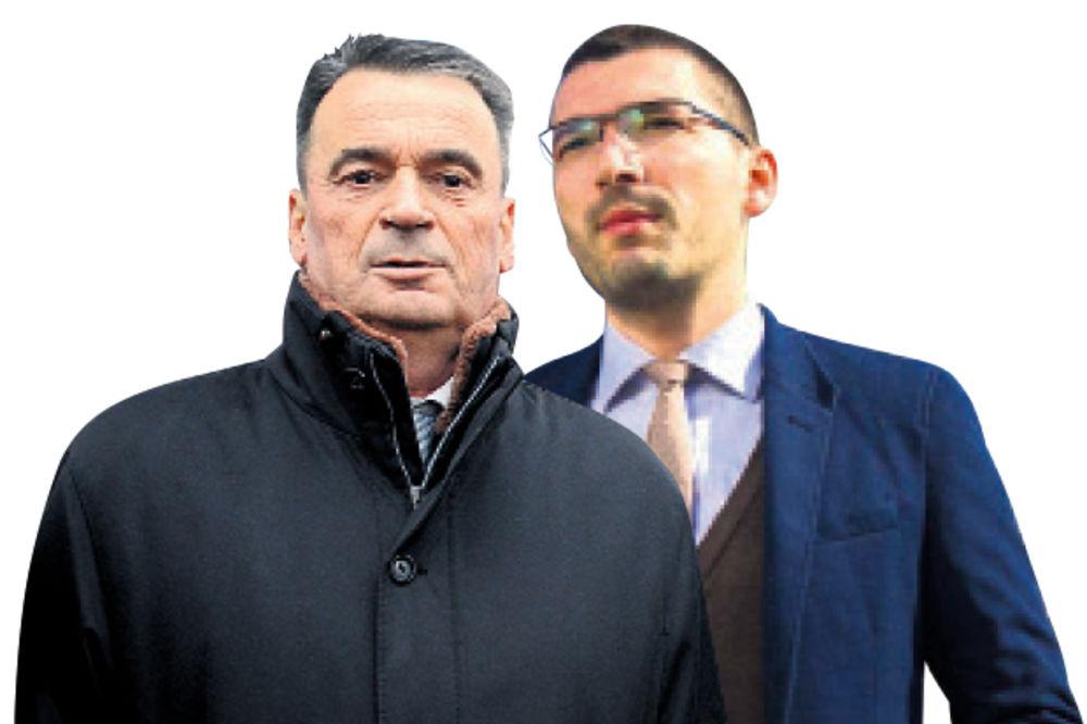 SUKOB: Mirčić psovao majku Paroviću