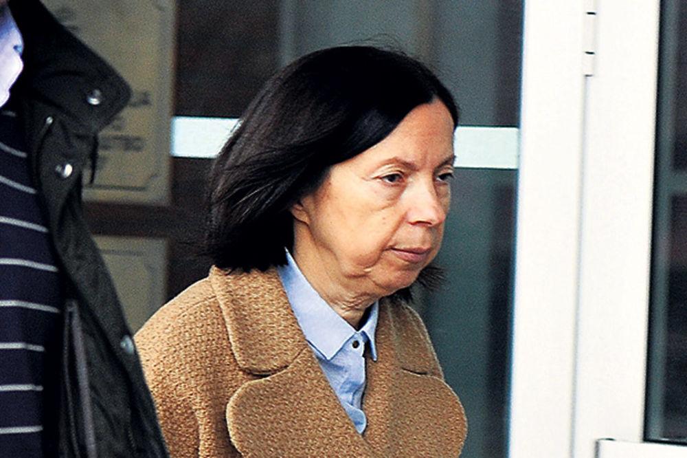 AFERA VAKCINE: Svetlana Vukajlović plakala u sudnici i negirala krivicu!