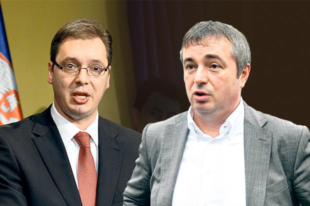 VUČIĆEV ULTIMATUM: Bajatović leti iz Srbijagasa ako ne naplati milijardu evra!