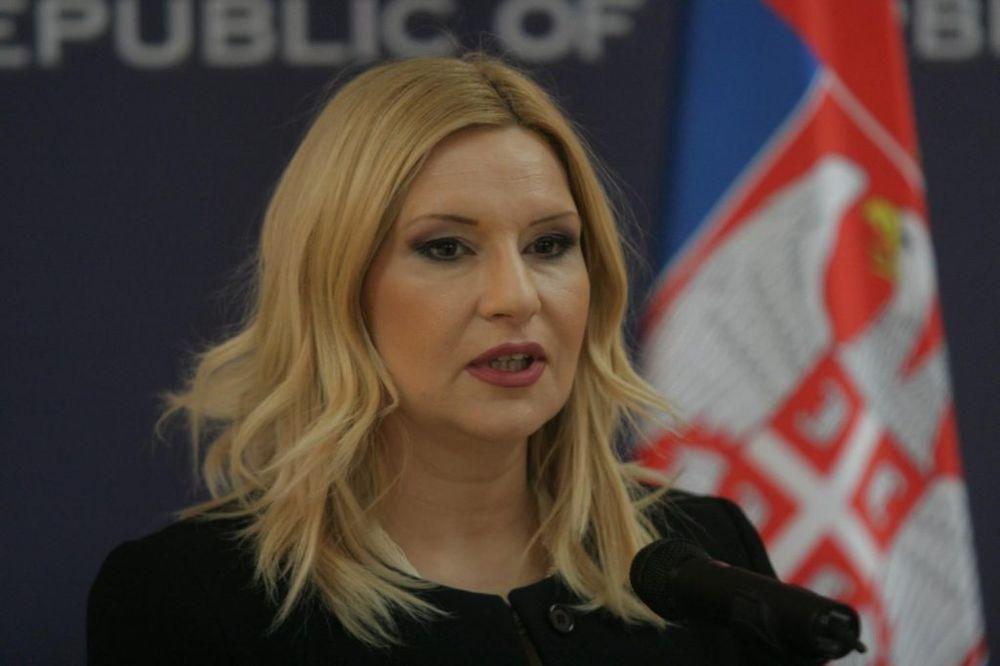 Mihajlovićeva: S Nikolićem ne ratujem, a Dačić treba više da brani vladu