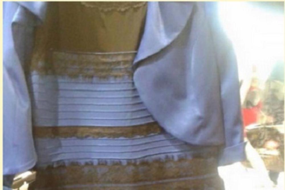 (ANKETA) HALJINA KOJA JE SRUŠILA INTERNET: Da li je zlatno-bela ili plavo-crna?!