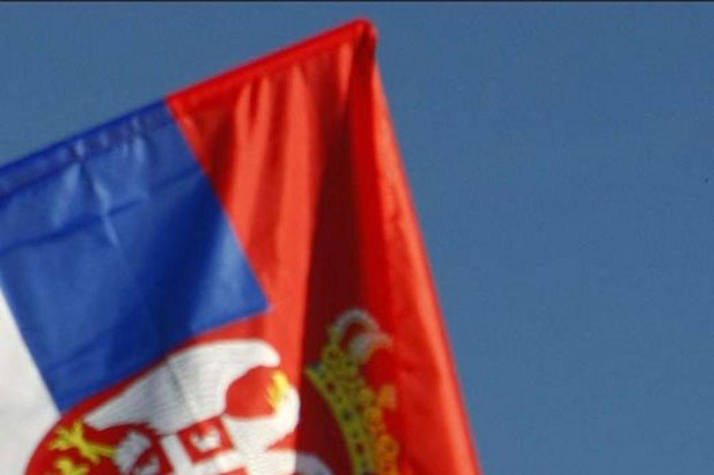 CG POLICIJA POKVARILA SVADBU: Svatovima oduzela zastavu Srbije!
