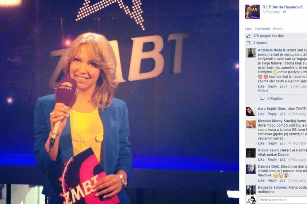 FOTOGRAFIJA JE KOŠTALA ŽIVOTA: Otkriveni novi detalji smrti bosanske pevačice Amile Hasanović