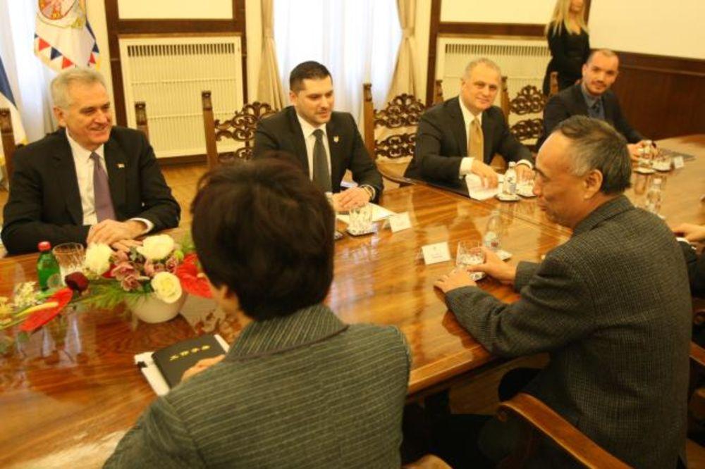 Vesić: Verujem da će doći do saradnje s kineskom provincijom Hebei