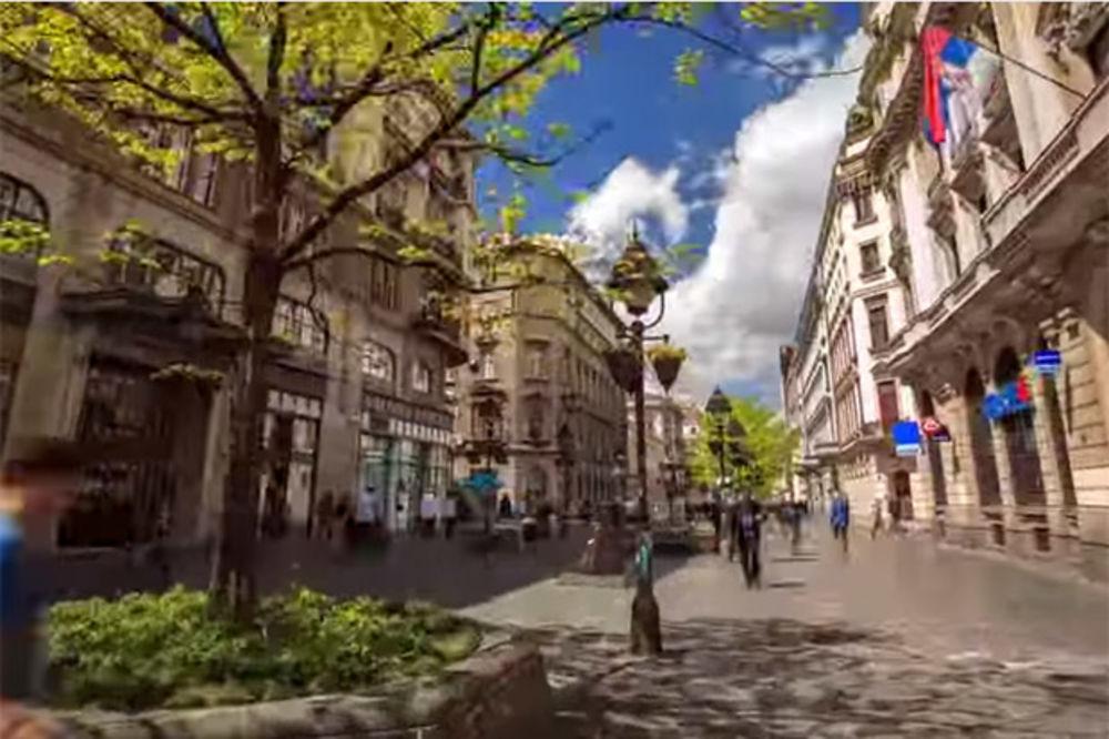 (FOTO I VIDEO) HIT Jedan predivan dan u Beogradu zapalio svet!